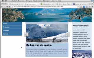 Basiskennis HTML