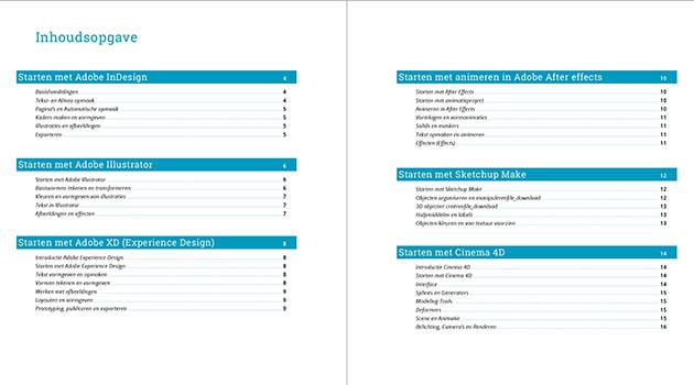 Automatische Inhoudsopgave (Table of Contents)