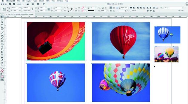 III - InDesign - Afbeeldingen en illustraties