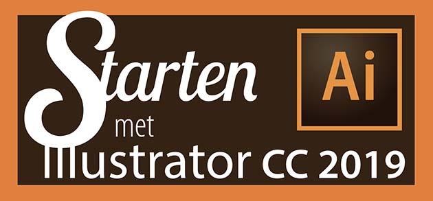 Starten met Illustrator CC2019 [in ontwikkeling]