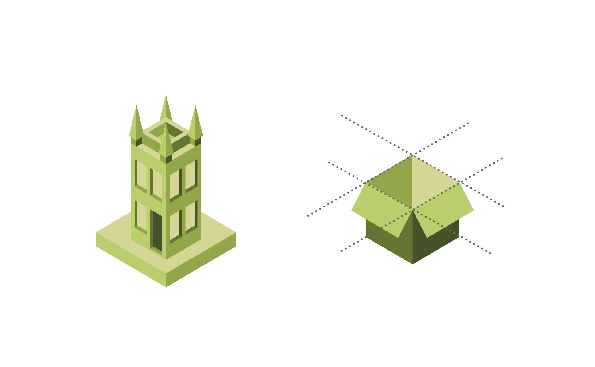 Isometrische illustraties maken met Adobe Illustrator