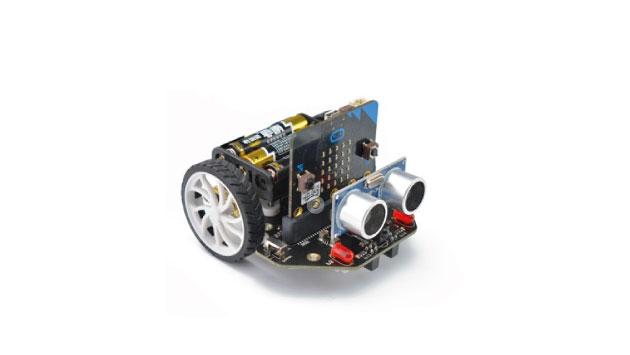 Micro:bit Maqueen programmeren