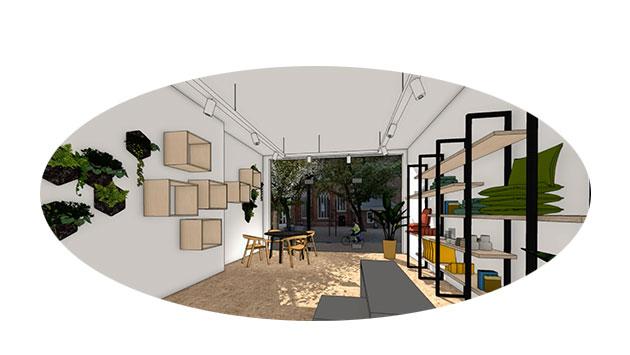 Interieurdesign met Vectorworks voor gevorderden (in ontwikkeling)